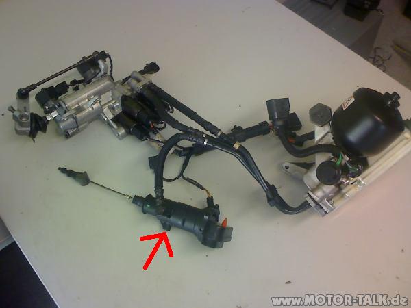 Audi A2 1 2  TDI 2002 Gearbox hydraulics problems | Audi A2 Owners' Club