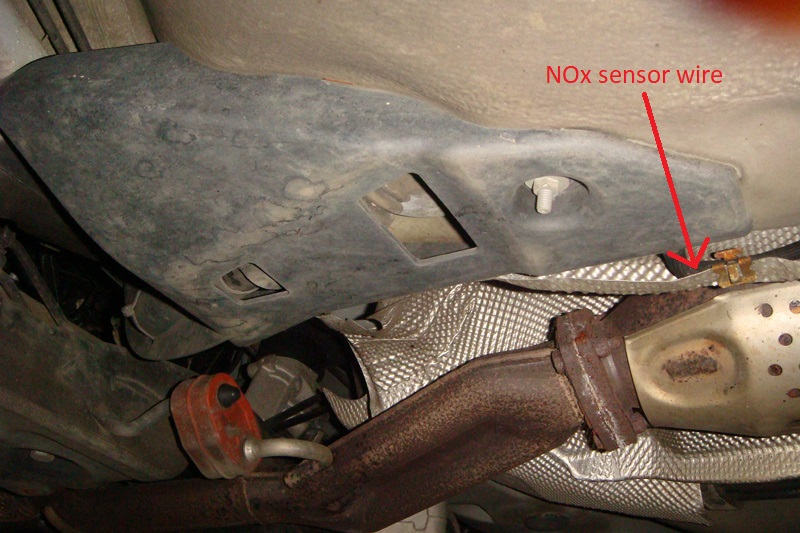 NOX (oxygen) Sensor!! | Page 2 | Audi A2 Owners' Club