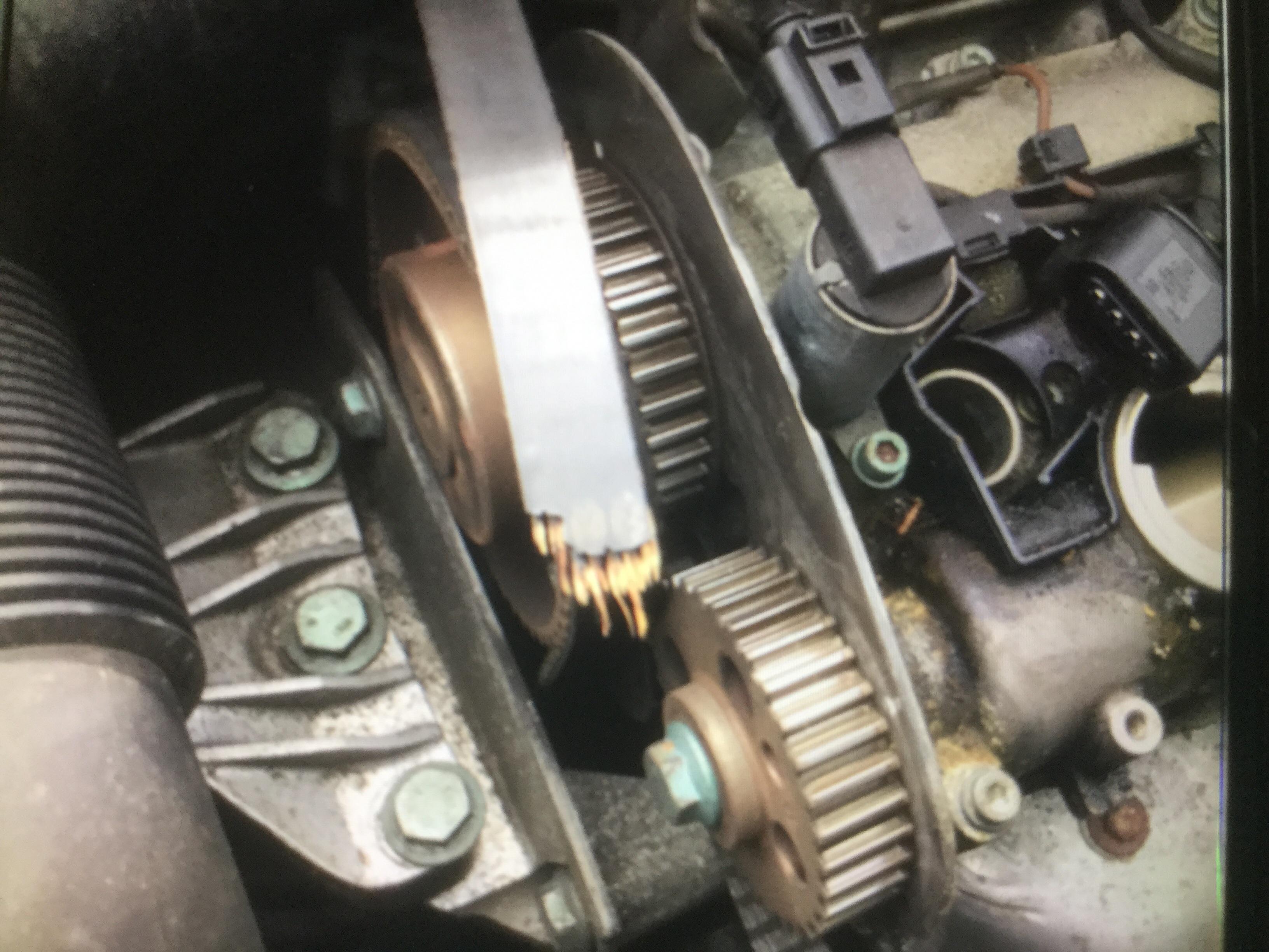 Engine damage   Audi A2 Owners' Club